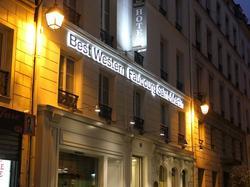 Best Western Hotel Faubourg Saint Martin Paris