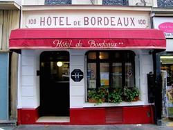 Hôtel de Bordeaux : Hotel Paris 10