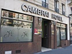 Hotel Cambrai : Hotel Paris 10