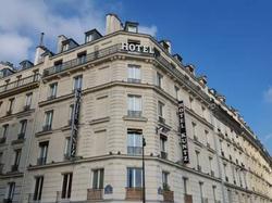 Hôtel Kuntz : Hotel Paris 10