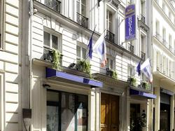 Hotell Mercure Paris Opera Grands Boulevards : Hotel Paris 10