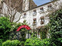 Nord Est Hôtel, PARIS