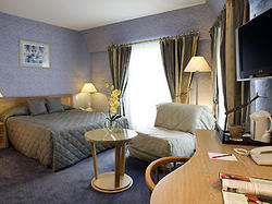 Mercure Paris Place d'Italie Hotel : Hotel Paris 13
