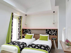 Hotel Alhambra : Hotel Paris 11