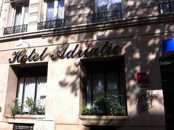 Hotel Adriatic Hôtel Paris
