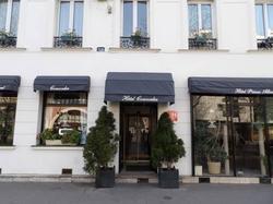 Hôtel Prince Albert Concordia PARIS