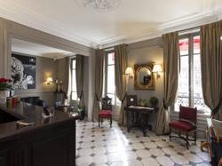 Hôtel de la Porte Dorée : Hotel Paris 12