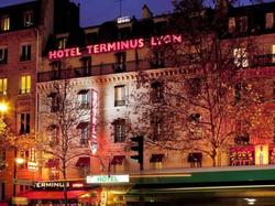 H�tel Terminus Lyon PARIS