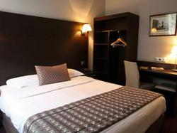 Hôtel L'Interlude (ex Citotel Sport hotel) : Hotel Paris 12