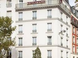 Hôtel de la Place des Alpes : Hotel Paris 13