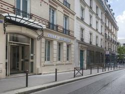 Hotel VILLA ROMANTIC Paris