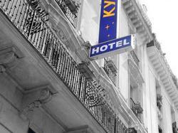 Kyriad Hotel XIII Italie Gobelins Paris