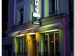 Hôtel Montsouris Orleans
