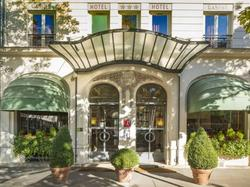 Hotel Raspail Montparnasse : Hotel Paris 14
