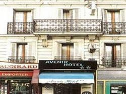 Avenir H&ocirc;tel, PARIS
