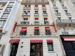 hotel paris hotel 15. Black Bedroom Furniture Sets. Home Design Ideas