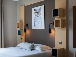 Chouette Hotel : Hotel Paris 15