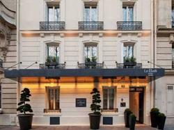 Hotel Bailli De Suffren : Hotel Paris 15