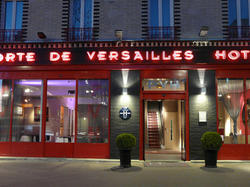 Porte de Versailles Hôtel Paris