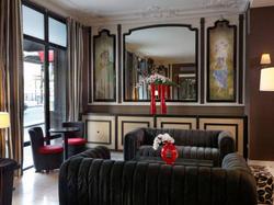 Hotel Eiffel Seine Paris