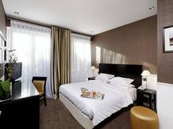 Hotel Résidence Impériale : Hotel Paris 16