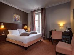Hotel Montfleuri : Hotel Paris 16