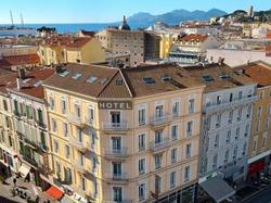 Hotel Amiraute Cannes