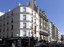Hotel Ribera Eiffel : Hotel Paris 16