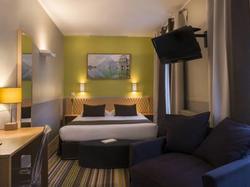 Hotel Glasgow Monceau : Hotel Paris 17