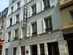 Hôtel des Deux Avenues : Hotel Paris 17