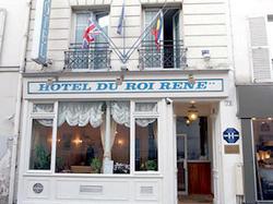 Hôtel Roi René Paris