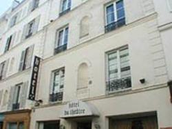 Hôtel du Théâtre by Patrick Hayat