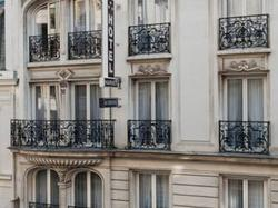 Hôtel Harvey : Hotel Paris 17