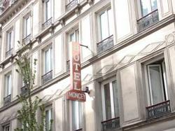H&ocirc;tel Moncey, PARIS