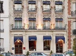 Best Western Hôtel de Neuville : Hotel Paris 17