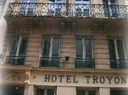 Hôtel Troyon, PARIS
