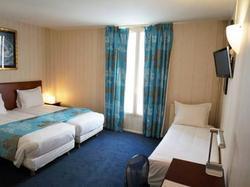 Hôtel Bellevue Montmartre : Hotel Paris 18