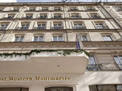 Best Western Hotel Montmartre Sacré-Coeur Paris