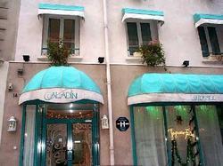 Hotel Hôtel Aladin Paris