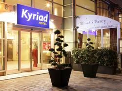 Kyriad Hotel Paris Bercy Village : Hotel Paris 12