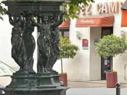 Carladez Cambronne, PARIS