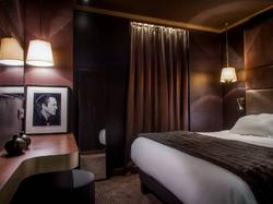 Hôtel Armoni Paris by Elegancia : Hotel Paris 17