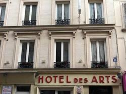 Hotel Des Arts, PARIS
