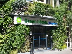 Green hotels Confort Paris 13