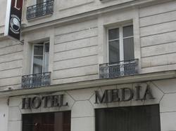 Hôtel Media Paris