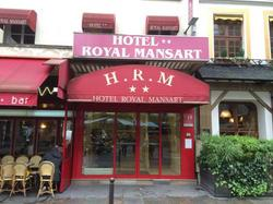 Hotel Royal Mansart Paris