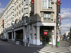 ibis Paris Gare du Nord Chateau Landon 10ème Paris
