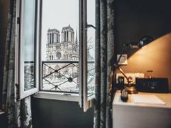 Hotel Le Notre Dame Saint Michel Paris