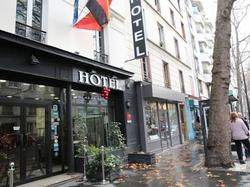Grand hotel Nouvel Opera Paris