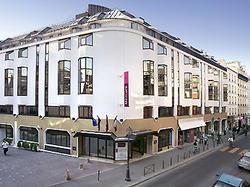 Hotell Mercure Paris Gare Montparnasse PARIS